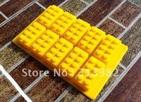 Wholesale  LFGB Ice Mold Silicone Ice Cube Tray  Free Shipping