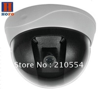 "700TVL /600TVL/ 420TVL,1/3""  CCD Color Dome CCTV camera HF-CDF"