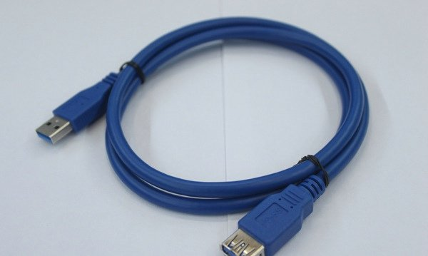 100pcs/lot USB 3.0 Cable M/F A male to female USB 3.0 Extension Cable 1M 3FT(China (Mainland))