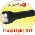 FD001 Flashlight DVR Rechargeable Wireless LED DVR Flashlight Torch(China (Mainland))