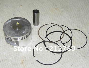 Free shipping original Piston, piston ring sets, piston pins for GSMOON 170MM, 260CC engine, Hydrack 300cc buggies,Luck260
