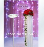 Free shipping(Fedex or DHL)! wedding Road lead frame/wedding decoration,12 set /lot,lead frame,bracket,holder,support
