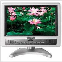 Free shipping   2013  9 inch LCD TV/car LCD TV/computer monitors/webcam monitor