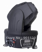 Freeshippng Lowest Price 60W LED Moving Head Light  with 3-facet rotating prism Stage Light Moving Head Light