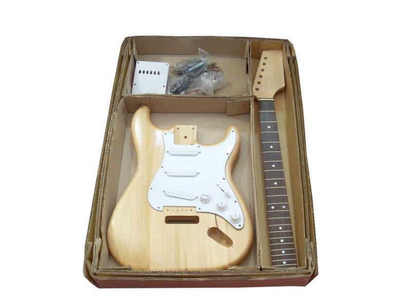 Strat Guitar Kit Guitar Kits/diy Strat