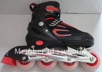 2012 Hot sell 4 PU Wheels inline skates