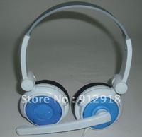 cheaper earphone headset with mirco-phone PH-318