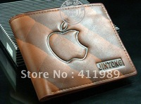 Кошелек retail 2012 leather wallet, fashion wallet.mans wallet sm1355