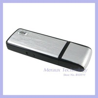 Covert Audio Digital Voice Recorder 8GB USB Flash Drive Mini Voice Recorder