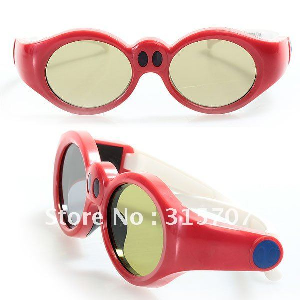 Best price active shutter 3d glasse compatible with Sony/Sharp/Panasonic/Toshiba/ Mitsubishi/LG 3D TV(China (Mainland))