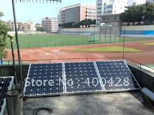 g n rateur d 39 nergie solaire avec 200w panneau solaire. Black Bedroom Furniture Sets. Home Design Ideas