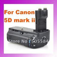 Freeshipping Battery Grip For Canon BG-E6 BGE6 EOS 5D Mark II MK