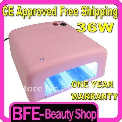 nail art led lamp 24months warranty 220V PINK 12W LED Nail UV