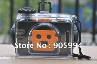 New Arrival! lomo 2/3/4 lens underwater camera waterproof multi-lens camera 35mm film diving camera 4M reusable fashion