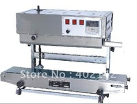 Free shipping by DHL,100% Warranty SF-150D Stainless steel Band sealer+vertical sealing +new arrival+wholesale price