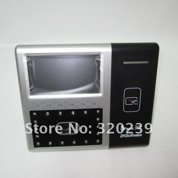 ZKsoftware IFACIAL  RFID Time Attendance Access Control lFace Iface 301