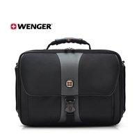 "WENGER 16"" laptop Business Case Bag /Briefcase/Luggage Bag/Messenger/suitcase/High Quality"
