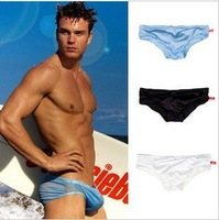 wholesale men's sexy underwear, boxer,briefs, fashion styles Free shipping 3 size S M L blue black white
