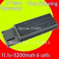 Laptop Battery For Dell D620 D630 D630c Precision M2300 310-9080 312-0383 312-0386 312-0653 451-10298 451-10422 GD775 GD776