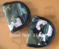 camo with black trim safty belt for baby car seat  cover  +free shipping,10pairs per bag