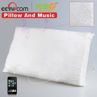 good sound qualtiy MP3 music pillow with no battery needed for iphone & ipad