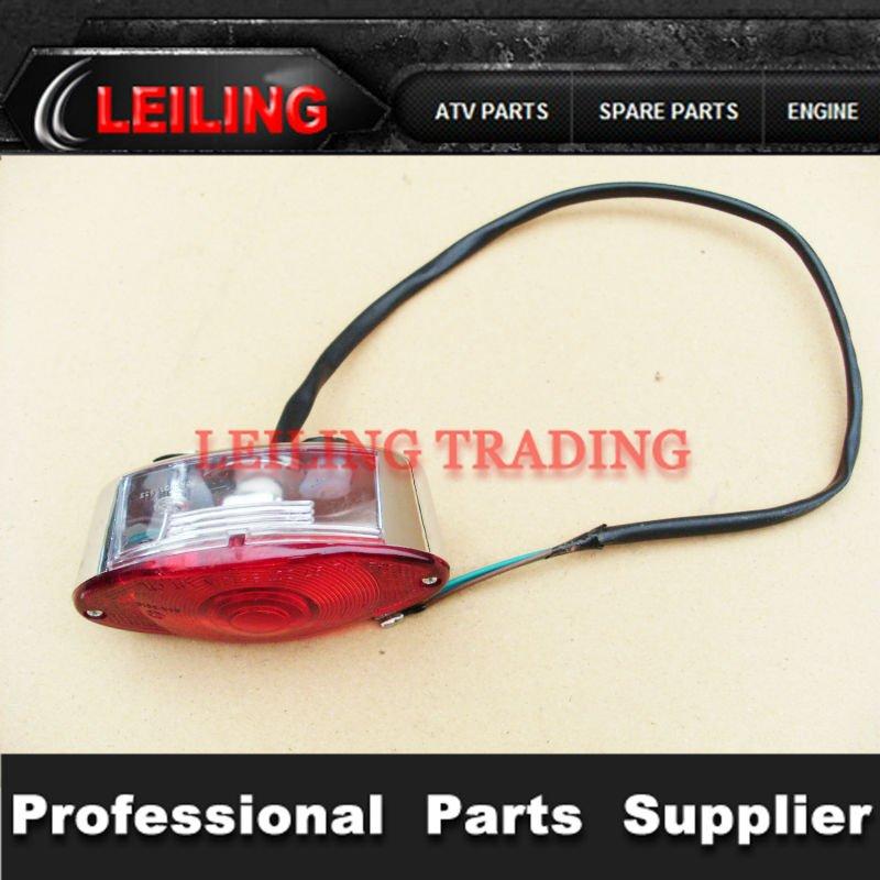 ATV Rear Light,Tail Light,50CC,90CC,110CC Loncin ATV Parts,Jinling ATV Parts.(China (Mainland))