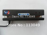 Universal Magnetic Stripe Card Bidirectional Bar Code Reader/Barcode Scanner Wholesale