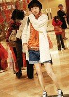 Женские шорты Korean Style Fashionable All-match Cute Padan Shorts, Fashion Women's Shorts, Pants/Retail/Drop Ship