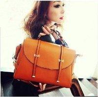 Popular OL business Lovely Ladies  Bag  2012Hot Sale  British wind business handbag  free  shipping