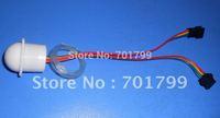 26mm diameter WS2801 LED pixel module;1pcs 5050 RGB SMD LED,DC5V input;IP68;milky cover