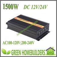 CE & RoHs ,Factory sell 1500w pure sine wave solar inverter/home inverter/power inverter