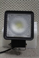 "5"" 30Watt Heavy Duty Vehicle LED Work Lights"