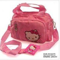 stock lovely hello kitty bag handbag with free shipping