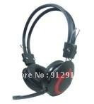 cheaper low price headset earphone earphone headset with mirco-phone with volume controll PH-0809