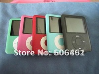 8GB MP4 3rd Gen MP3 player 6 colors to Choose+ FM radio Free shipping