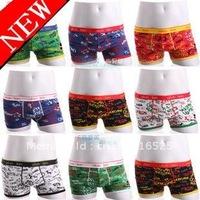 3pcs/ lot Best quality men underwear / men's boxer short / boxer / wholesale more than 500 models
