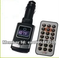 HOT!! NEW Car MP3 Players Support Dual card ,TF and SD card ,  USB flash disk