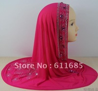 S171c latest muslim hijab,gorgeous party hijab,free shipping ,$15 off per $150 order
