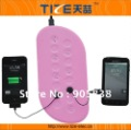 Free shipping~New Smart Magnetic Touch Charging Platform TZ-MTC547 Portable Charger Suitable for Iphone4 and all USB devices