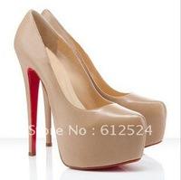 Туфли на высоком каблуке Red sole shoes