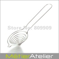 Egg separator 6pc/lop 18/10 stainless steel brand new tie card packing TB0048