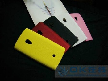 hot sale free shipping 20pcs/lot New  hard dream mesh plastic skin case for Sony Ericsson Xperia X10