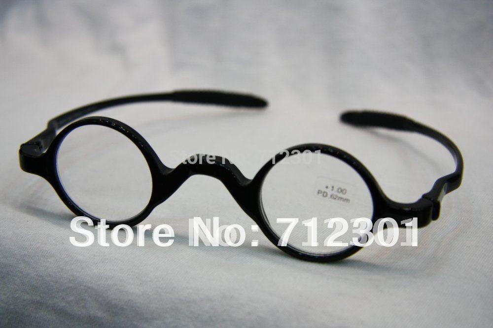 classical retro frame reading glasses tr90