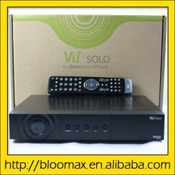 FREE DHL! VU+SOLO DIGITAL HD PVR STB WITH ADVANCE EPG(Hong Kong)