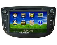"HD 8"" GPS car DVD player for LifanX60"