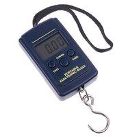 5pcs 20g-40Kg Digital Hanging Balance Pocket Weight Scale free ship