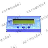 LiPo/LiFe Akku Checker+Servo Tester+Wattmeter+balancer 12928