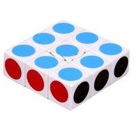 Lanlan 1x3x3 Super Floppy Magic Cube White Speed Cube Puzzle           M043
