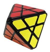 Lanlan 4-Layer Octahedron Speed Cube Black Magic Cube Puzzle (Free US Domestic Shipping)    M046