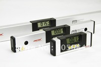 """JINGYAN AS30-L 30cm 12"""" Digital Protractor Inclinometer Spirit Level Measuring tools LCD SCREEN Rechargeable battery"""